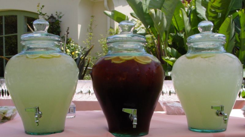 Jars of Refreshment