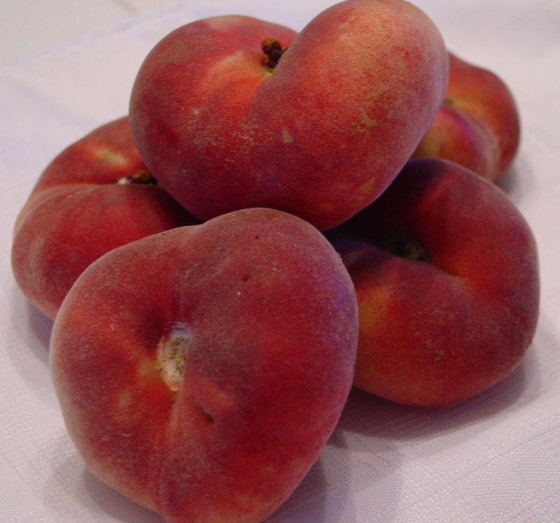 Peach Closeup