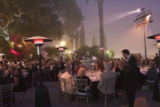 Hearst Castle Dinner 2010 232