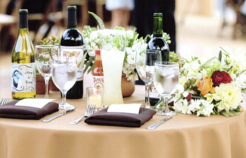 Table Setting Mexican
