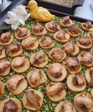 Canapes foie 2