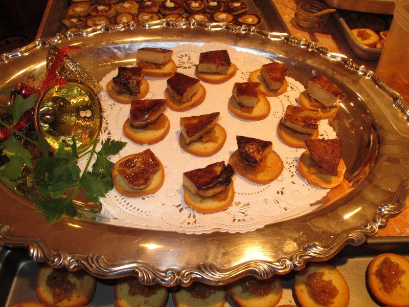 Aa foie gras