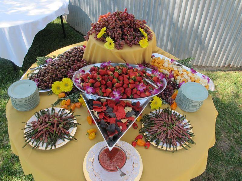 Cooking on the american riviera santa barbara october 2011 for Adama vegan comfort cuisine