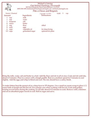 Recipe Master New October 2009 (original)
