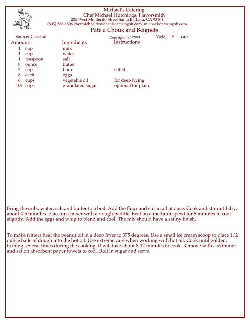 Recipe Master New October 2009 (original)