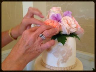 A cake 1
