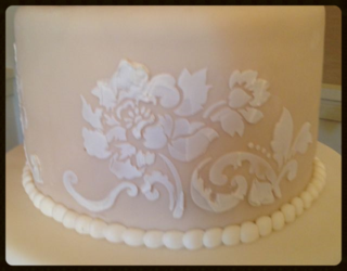 A cake 4