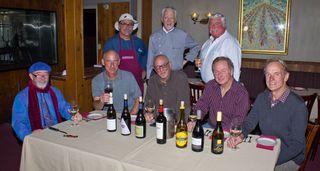 Wine Guys and Kitchen crew