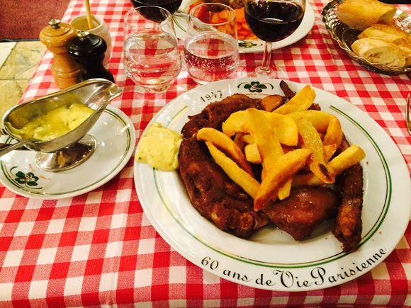 Au Pied de Cochon Paris