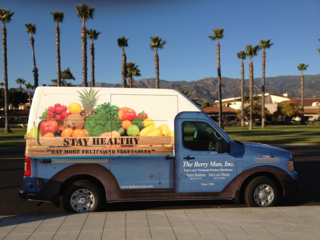 The_Berry_Man,_Inc._New_delivery_van.