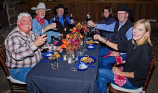 Group Dining SHot