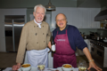 CHef and Dennis