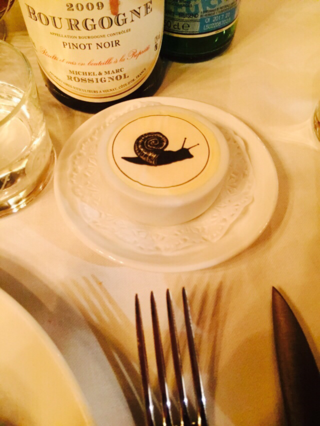 Paris Notes Last Supper