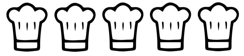 Five_chef's_hats