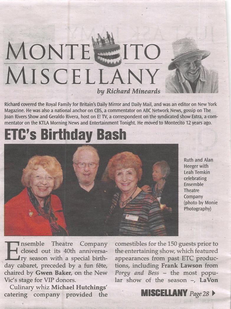 Montecito Journal A copy