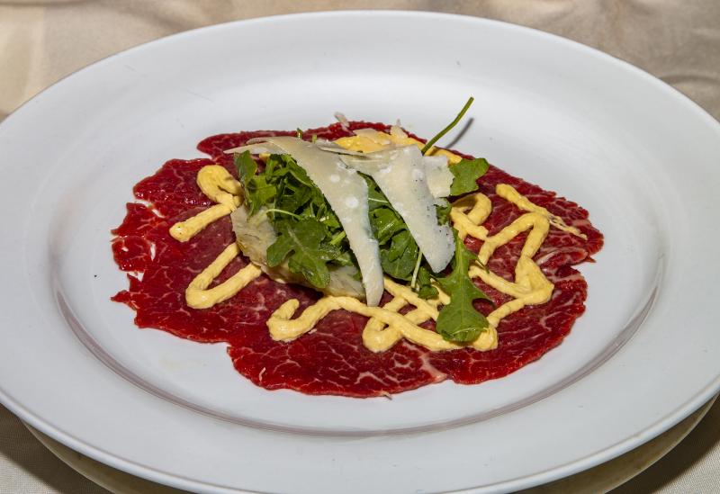 Carpaccio best