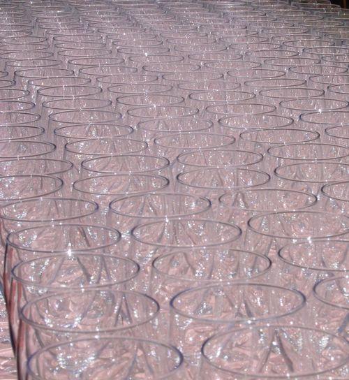 Sea of Glasses